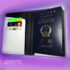 Passport Cover - Love Each Other 護照套 - 彼此愛護