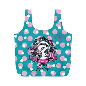 Moonkii With Ballon Full Print Recycle Bag (M)