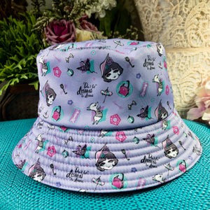 Classic France Inside Out Bucket Hat