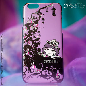 Phone Case - Charlotte on the Moon 手機殼 - 月亮島(莎樂)