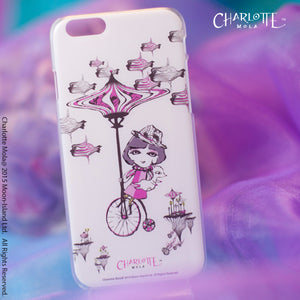 Phone Case - Charlotte Riding Bicycles 手機殼 - 莎樂單車樂
