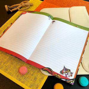Combo of Four Paper Notebooks (2 Styles) 四本筆記簿套(內含兩款式)
