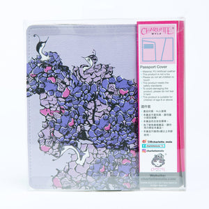 Passport Cover - Moonkii on the Moon 護照套 - 月亮島(夢奇)