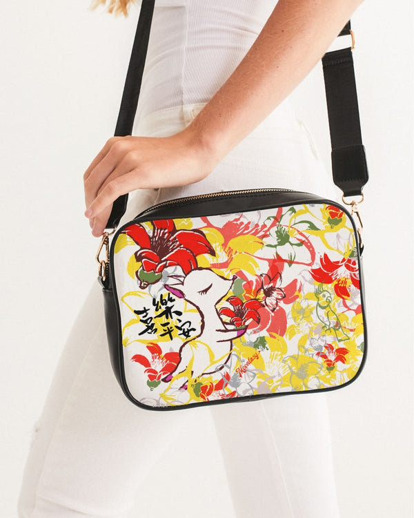 Moonkii's Heroflower Crossbody Bag