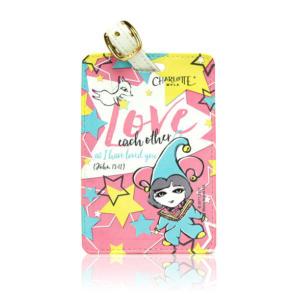 Luggage Tag - Love Each Other 行李牌 - 彼此愛護