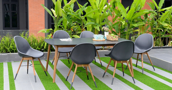 Fine Dining: selecting an outdoor dining set