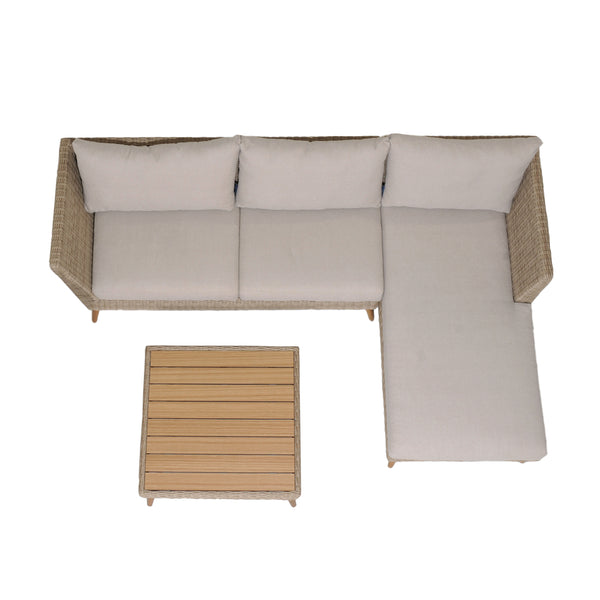 benefits of an L-shaped lounge set