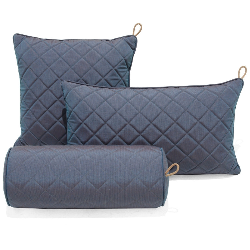 Scatter cushion set - Twilight Blue