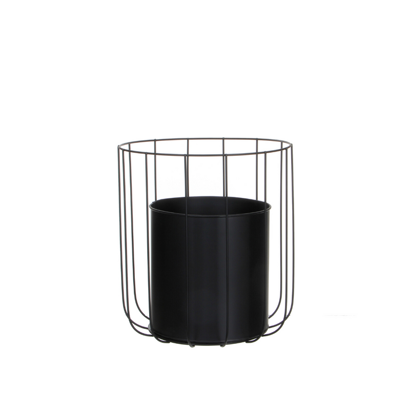 Marakesh Pot - Black