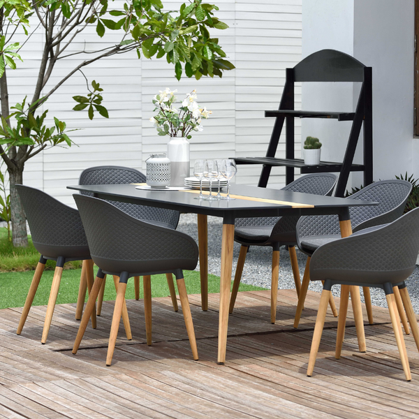 Ipanema 6-seater Dining Set | PREORDER