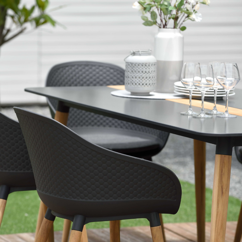 IPANEMA 6 SEATER DINING SET | PREORDER