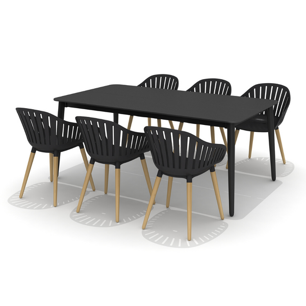 Arona 6-seater Dining Set