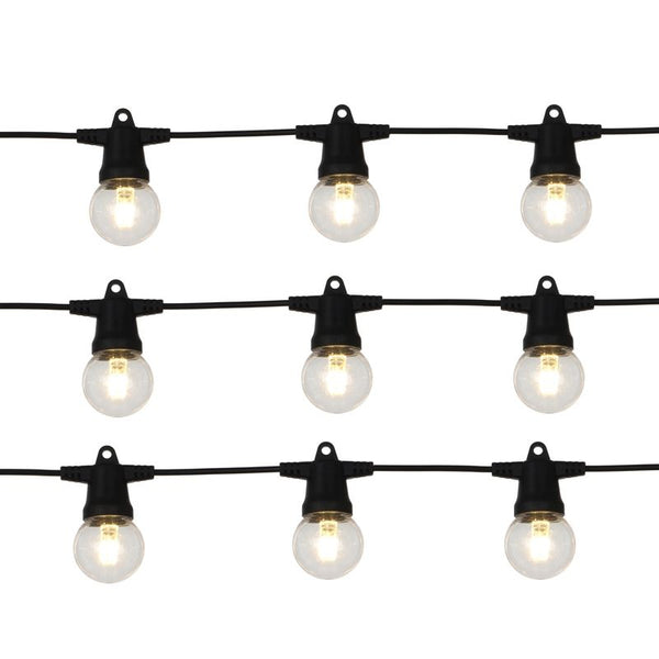 Outdoor Party Lights: 10 metre