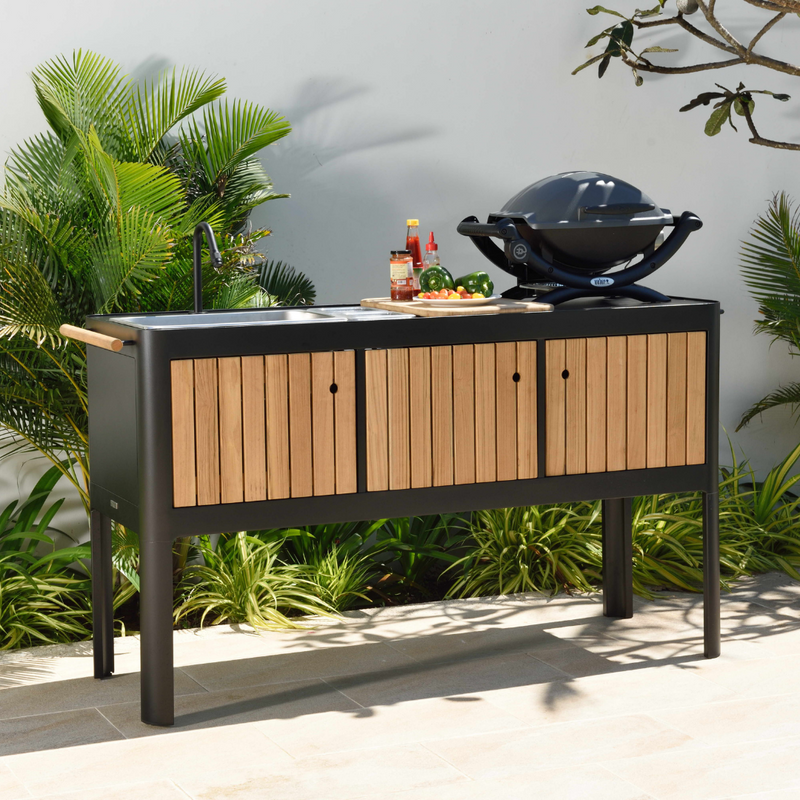 Portals Outdoor Kitchen - Dark | PREORDER