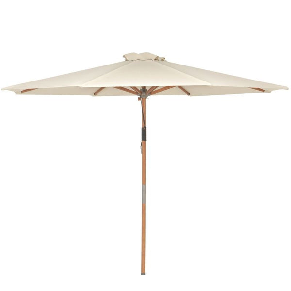 Panama 3m Hardwood Umbrella