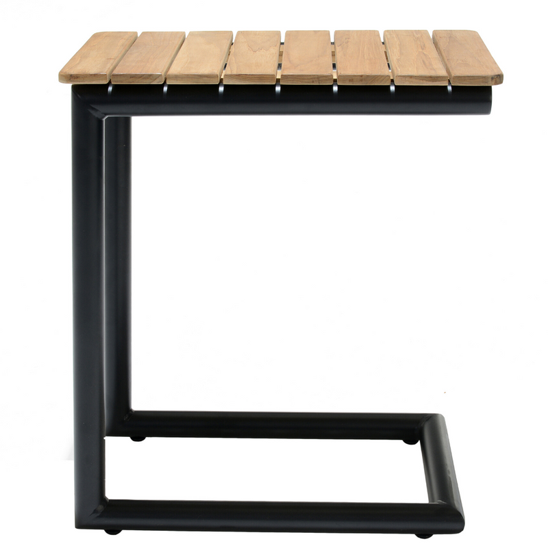 Portals Side Table - Dark