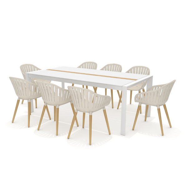 Freser 8-seater Dining Set