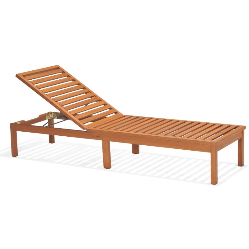 Cayman Sun Lounger - Off White