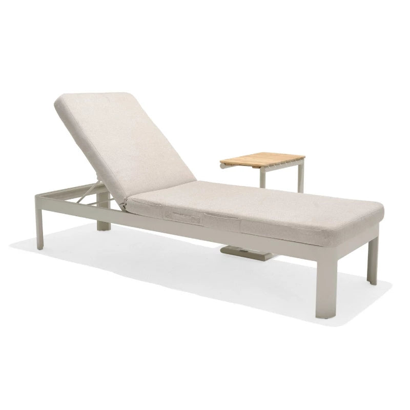 Portals Sun Lounger Set - Light