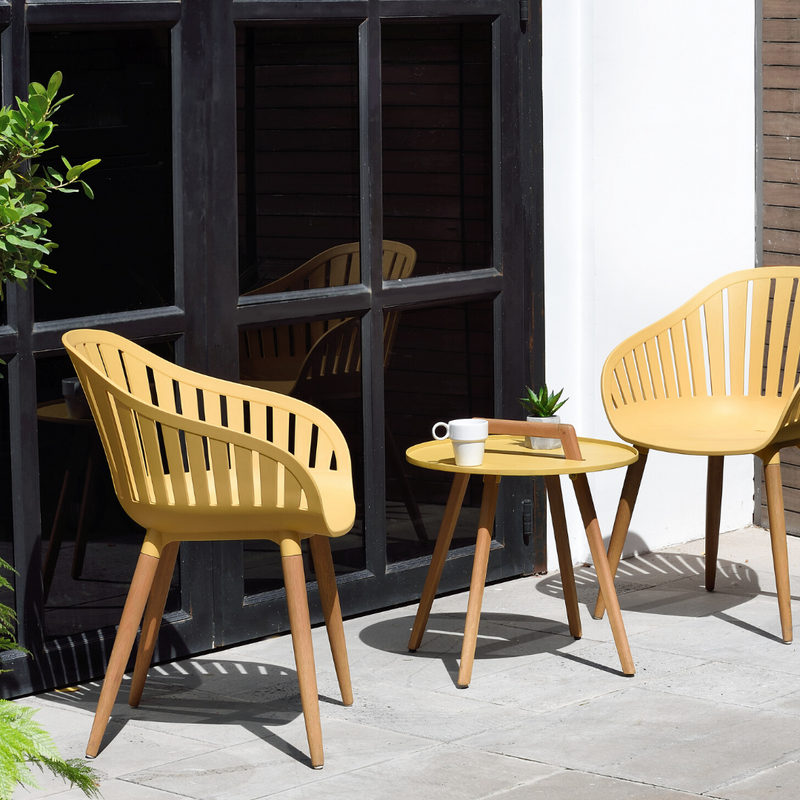 Nassau Bistro Set - Honey | PREORDER