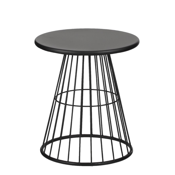 Side Table - Tirana Black