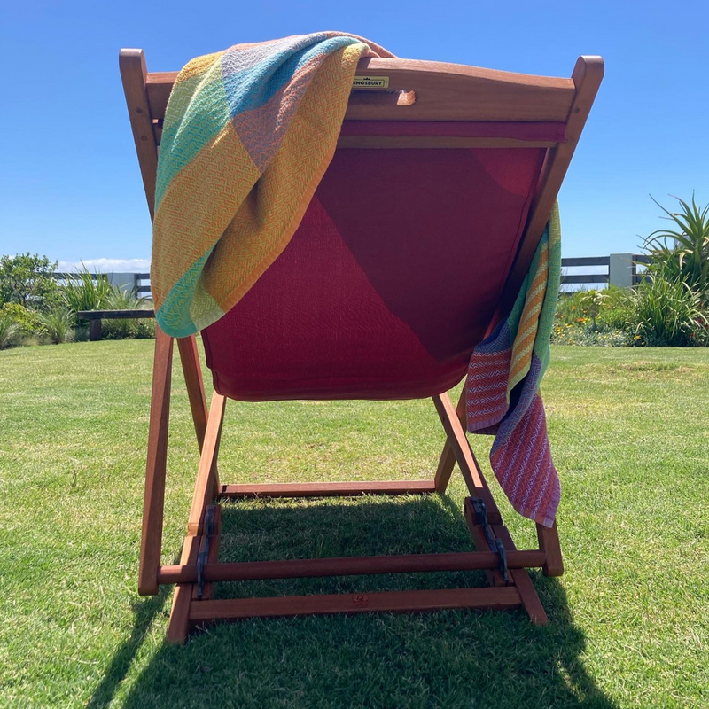 230 cm Warm White Snowflake String Lights