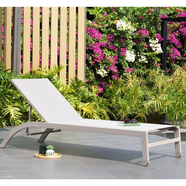 Morella Stacking Wheel Lounger
