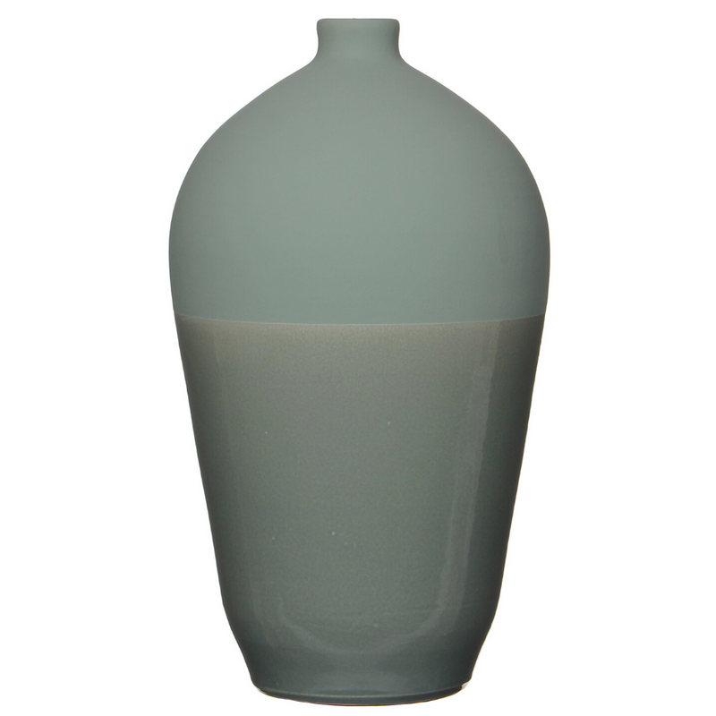 Kari Decorative Bottle - Green