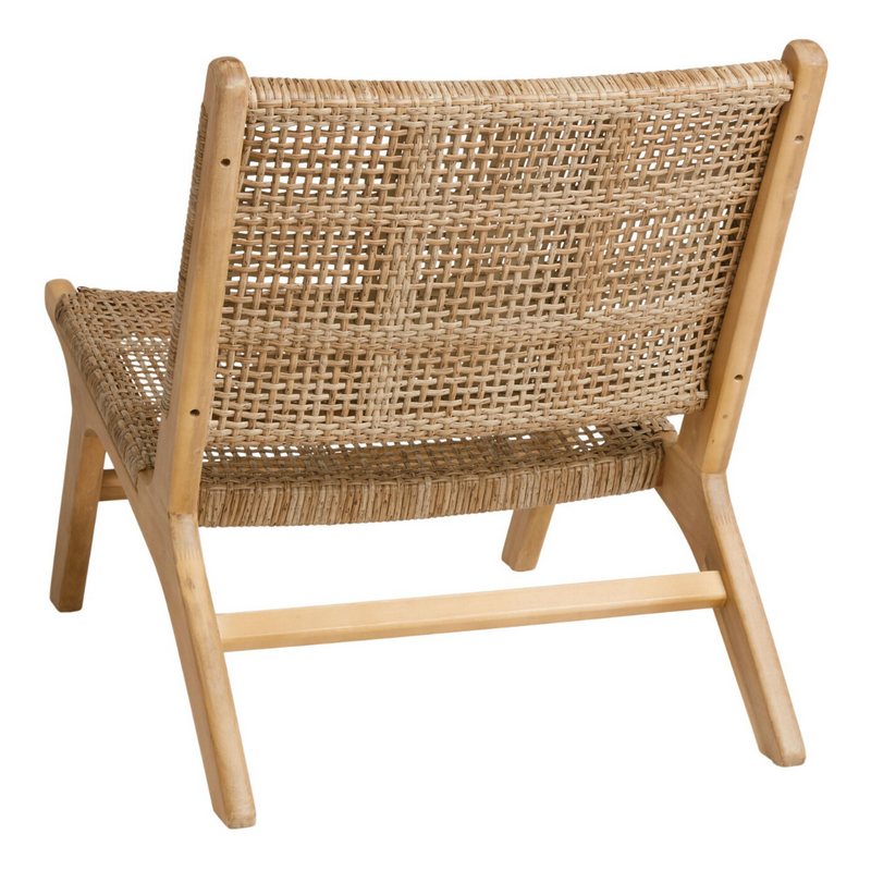 Delhi Chairs: Set of 2 - Basket Weave