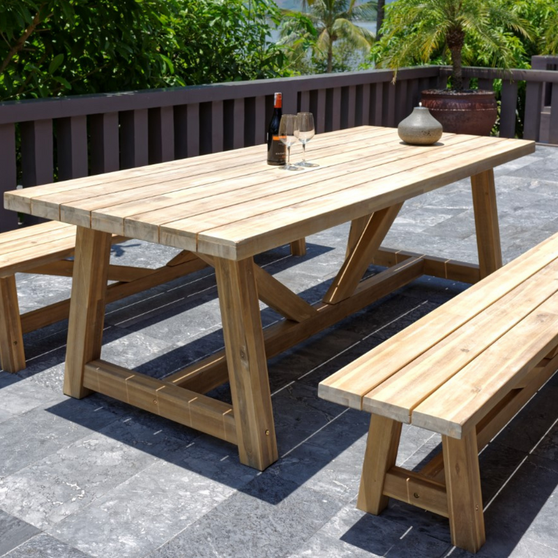 Antigua Dining Table | PREORDER