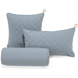 Scatter cushion set - Sky Grey