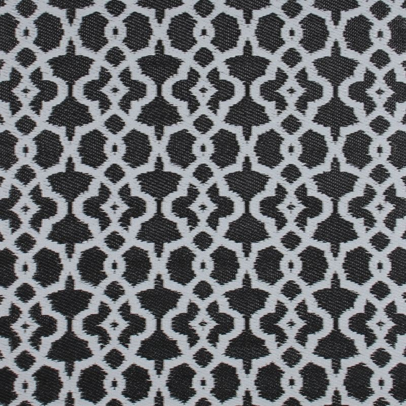 outdoor rug: Marrakesh Black