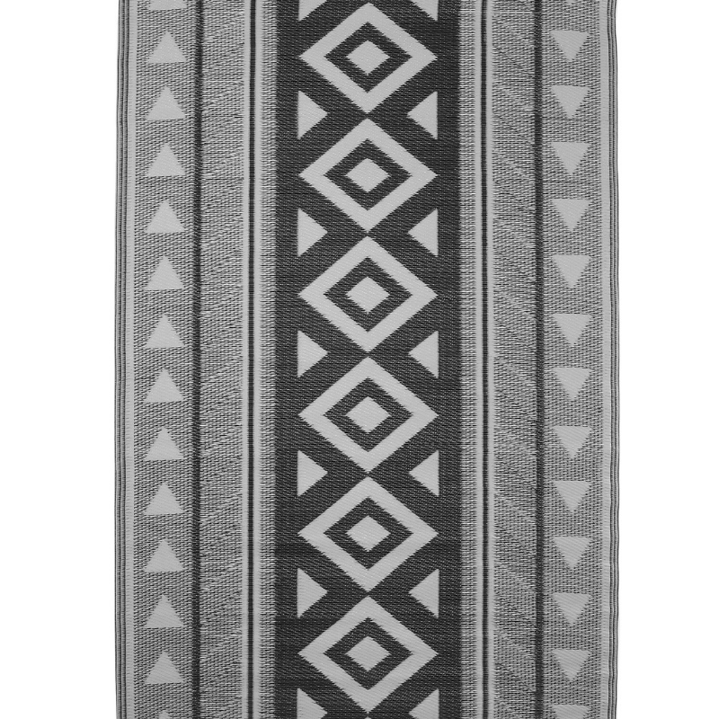 outdoor rug: Aztec
