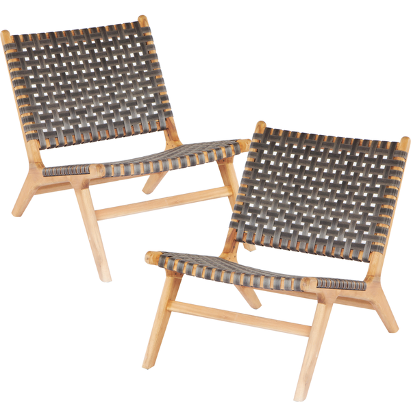 Delhi Chairs: Set of 2