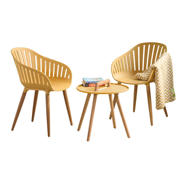 Nassau Bistro Set - Honey