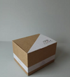 BAMBOO GIFTBOX FOR BABYS - BEET