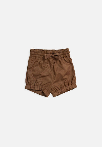 PORTEBELLO WOVEN BLOOMER SHORTS