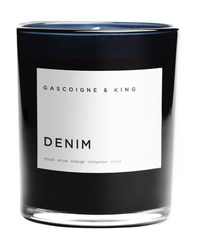 DENIM LUXURY SCENTED CANDLES