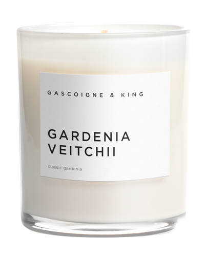GARDENIA VEITCHII LUXURY SCENTED CANDLES