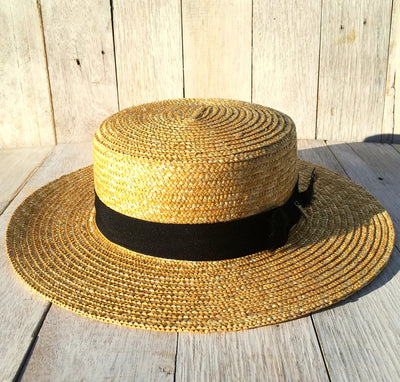 G*D YOU FLOAT MY BOAT - NATURAL HAT