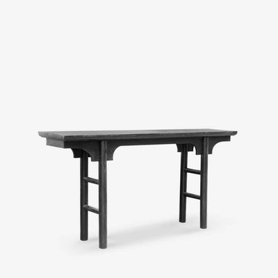 MR WONG CONSOLE - SLATE & WHITE