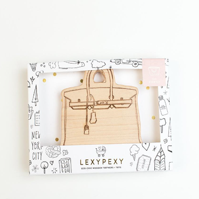 LEXY PEXY 'EVERLY' TEETHING TOY