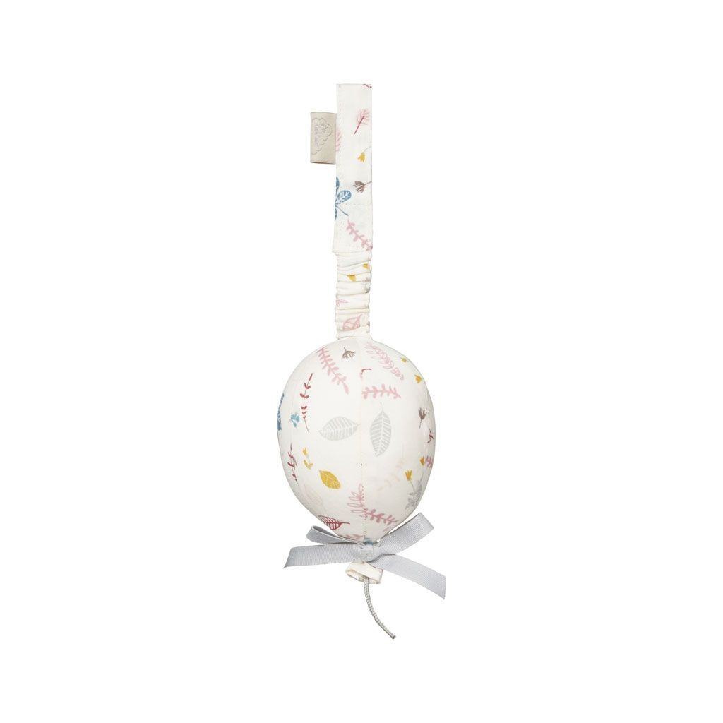 BALLON MOBILE PRESSED LEAVES ROSE // SALE - Sausebrause Shop