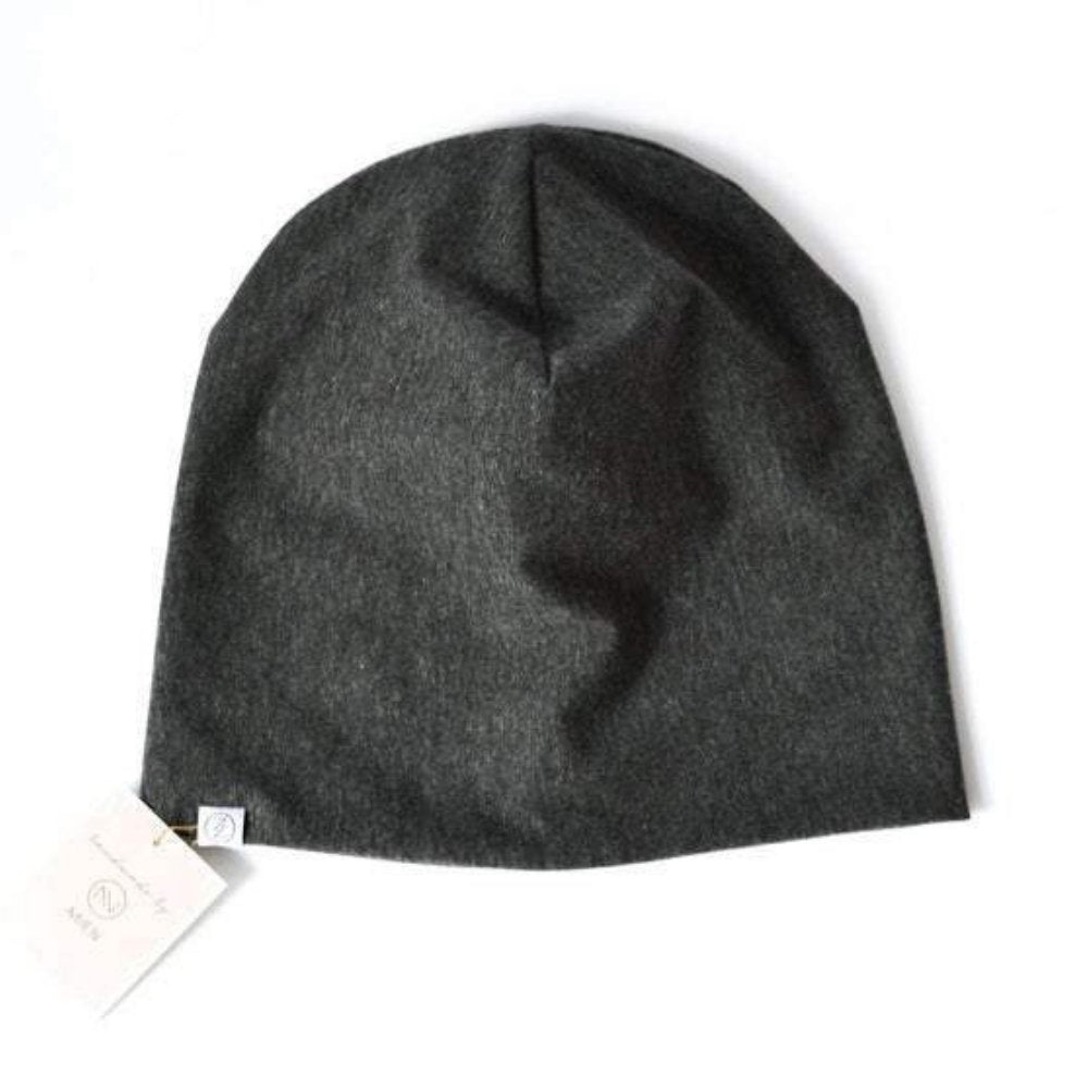 BEANIE JERSEY ANTHRAZIT - Sausebrause Shop