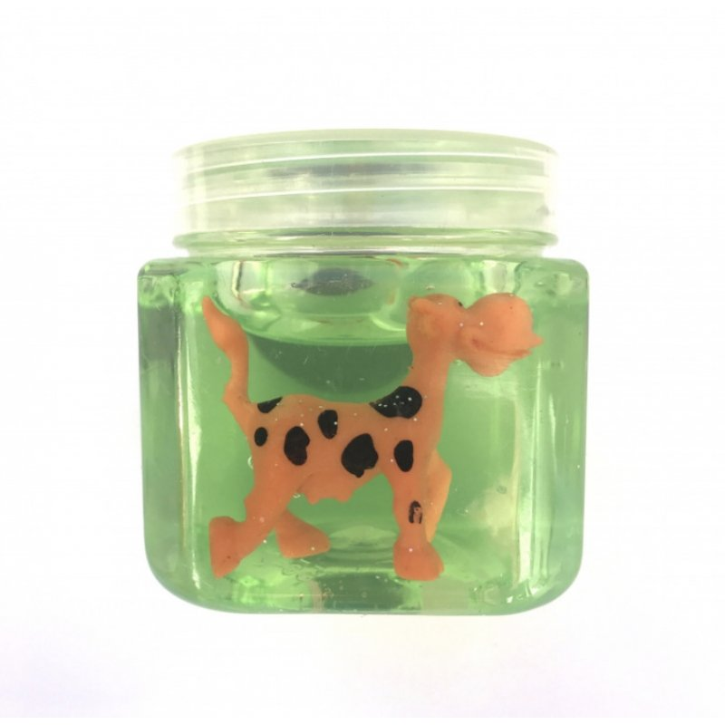 ELLA & MONSTER ANIMAL STORY SLIME - Sausebrause Shop
