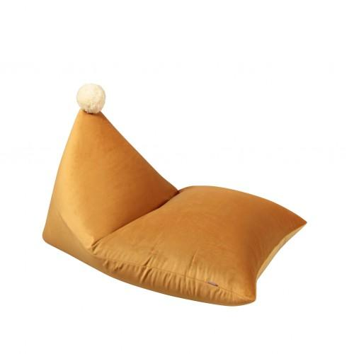 FAYNE POUF POM POM // YELLOW - Sausebrause Shop