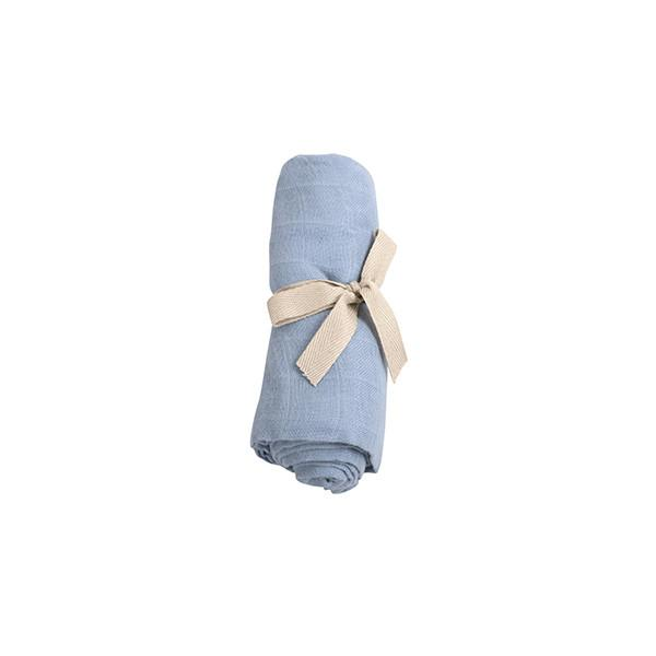 FILIBABBA MUSSELINTUCH POWDER BLUE - Sausebrause Shop