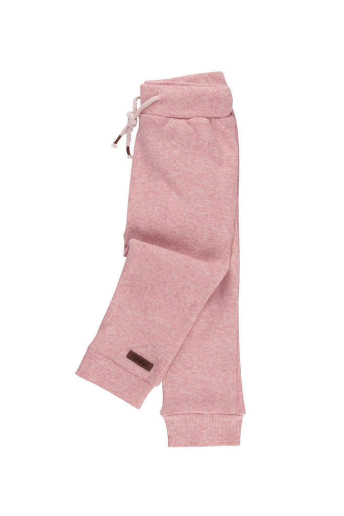 LITTLE DUTCH BABYHOSE PINK MELANGE DIV. GRÖßEN - Sausebrause Shop