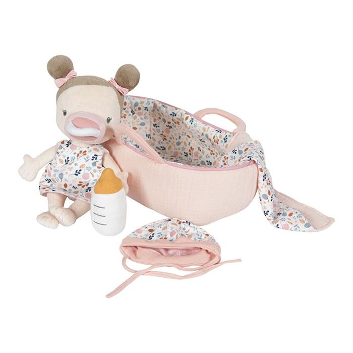 LITTLE DUTCH BABYPUPPE ROSA - Sausebrause Shop