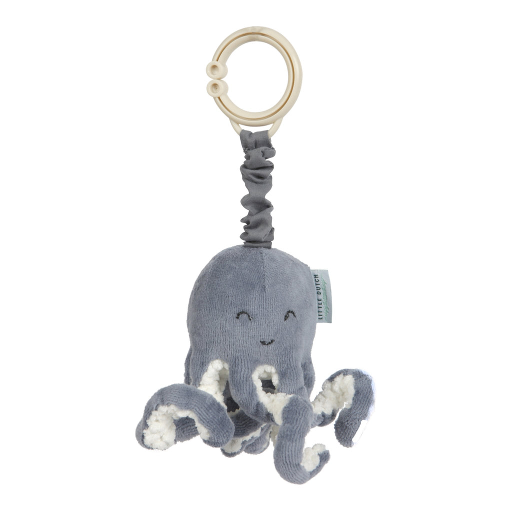 LITTLE DUTCH BABYSPIELZEUG OKTOPUS OCEAN BLUE - Sausebrause Shop